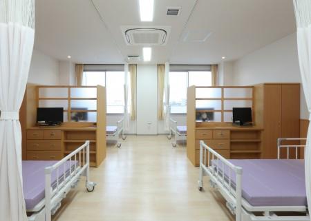 9.病室(4床室)