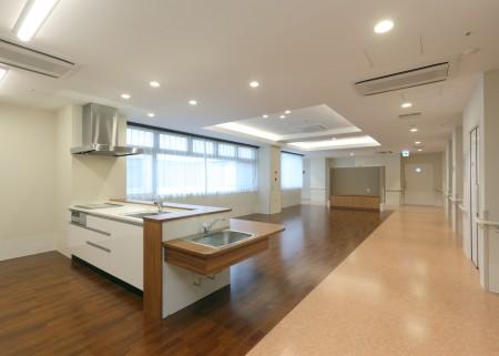 12.老健 3階 ユニットA 共同生活室