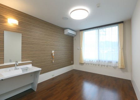 13.老健 3階 ユニットA 療養室