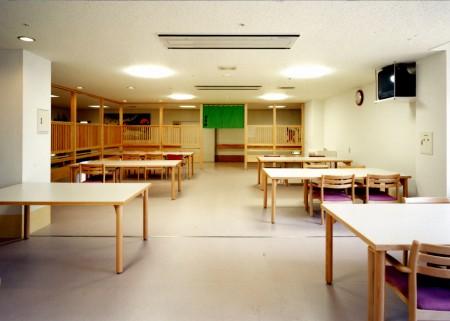 1階 食堂(飛騨の里)