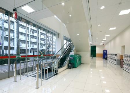 006 1階 EVホール