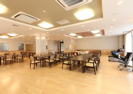 016 1階 食堂・機能訓練室