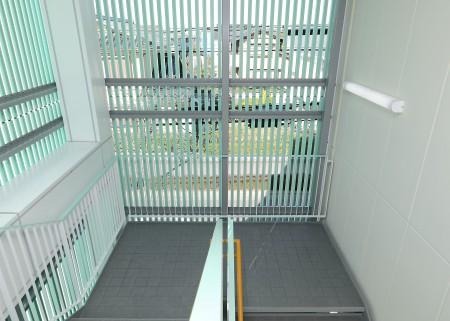 020 屋外階段