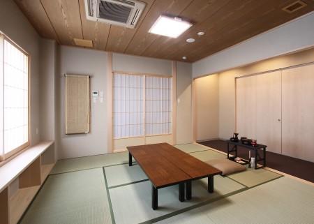 11-1F 遺族控室 兼 寺院控室