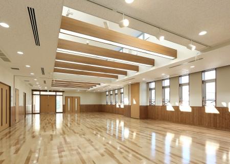 014 2階 多目的ホール