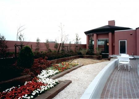 3屋上庭園