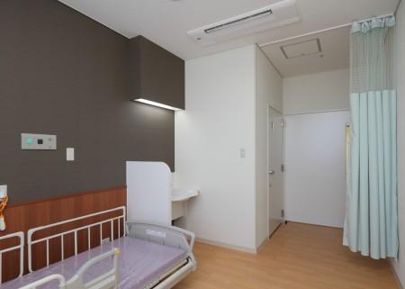 6.病室( 1床室)