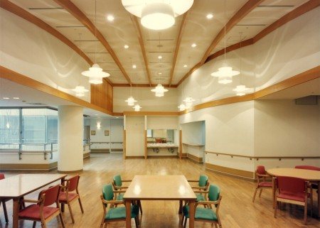 7.3階 食堂
