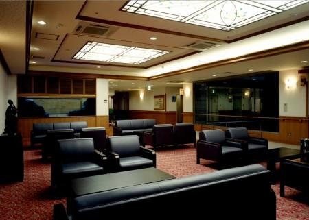 1階 談話室