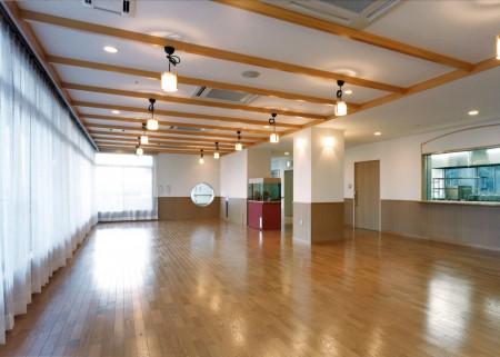4.2階 食堂