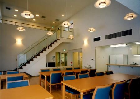 2階 食堂・娯楽室